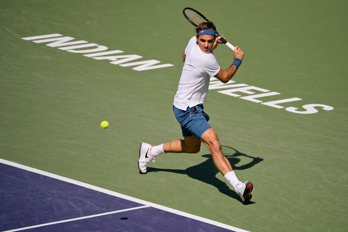 Roger Federer behoort op 39-jarige leeftijd nog altijd top de wereldtop.