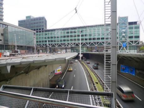Utrechtsebaan wordt nog verder  overkapt