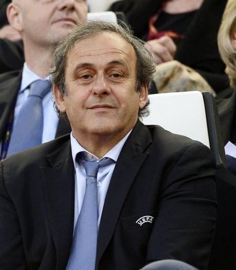 Platini impliqué dans le scandale de corruption?