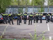 Politie voorkomt mogelijke confrontatie tussen voetbalsupporters in Vlaardingen