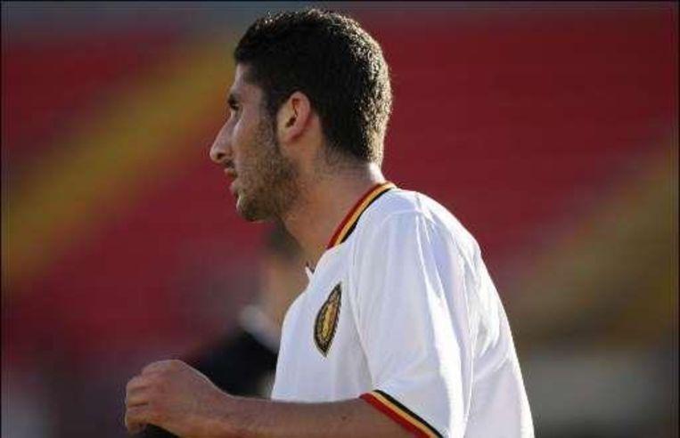 Sanharib Malki voelde destijds te weinig vertrouwen van Belgisch bondscoach René Vandereycken en koos voor Syrië. Beeld