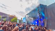 Geen 1 mei festival in Begijnhofpark