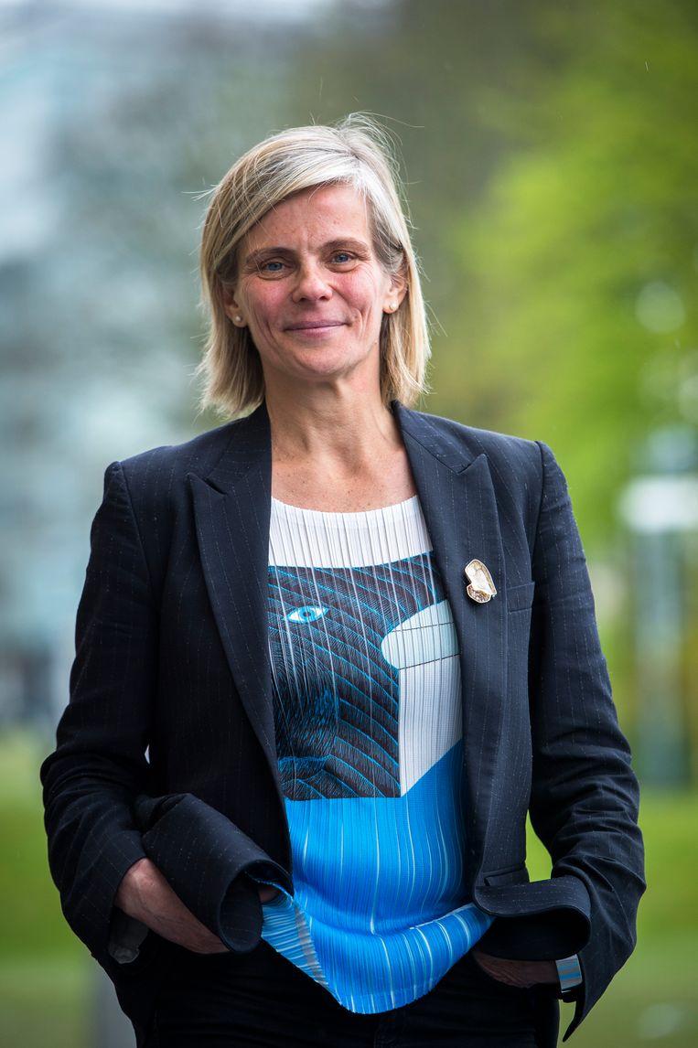 Caroline Pauwels Beeld BELGA