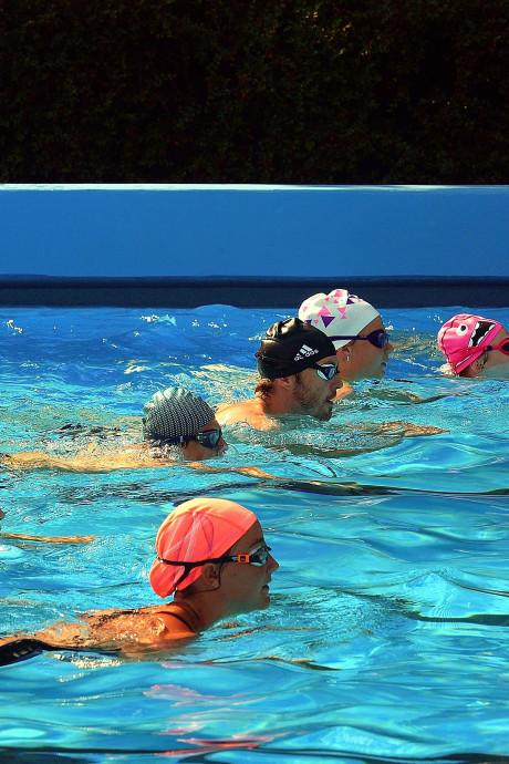 Recreanten zwemmen niet mee met Maarten van der Weijden: 'We hebben hier zo naartoe geleefd'