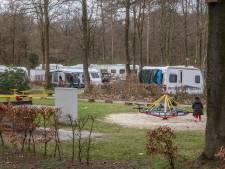 Met Pasen begint ook het campingseizoen: 'Of ik thuisblijf door het weer? Nee joh, zeker niet'