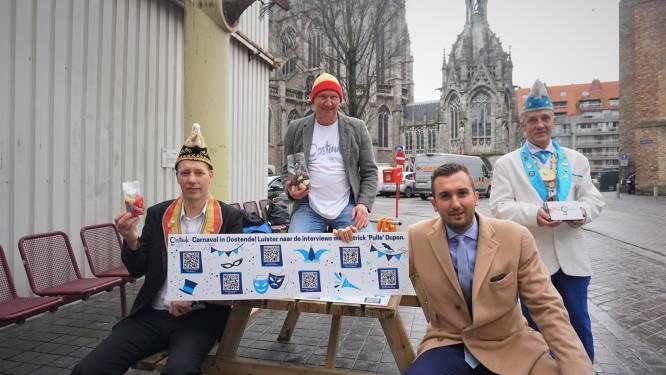 Coronaproof carnaval vieren, dat kan perfect in Oostende: haal uw gekste outfit maar uit de kast