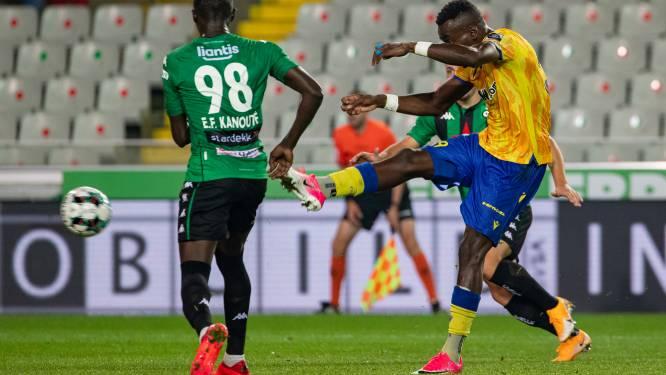 """Jonathan Buatu (STVV) na de smadelijke nederlaag tegen Cercle: """"Geen cohesie, geen blok"""""""