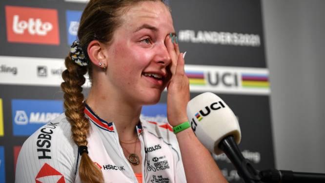 Mondiaux de cyclisme: Zoe Backstedt sacrée chez les juniores