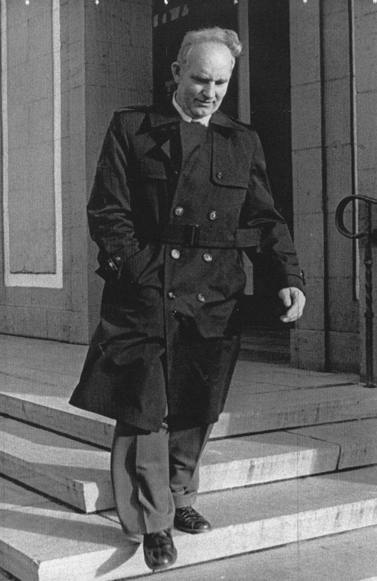 Bruins in 1945 Beeld null