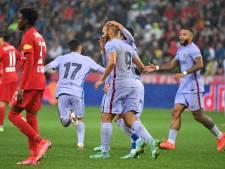 Ziyech op dreef voor Chelsea, Barcelona verliest oefenduel met De Jong en Depay