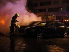 Weer twee auto's uitgebrand in Gouda, ditmaal aan Jan van Beaumontstraat