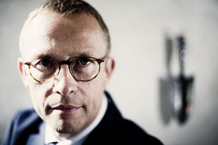 Ivan De Vadder. Beeld Jonas Lampens