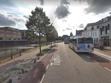 Instortingsgevaar kade Middelburg