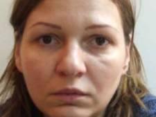 Eén van de meest gezochte vrouwen opgepakt in Duitsland