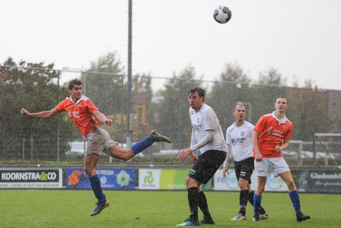 Oude bekenden. In welke klasse ze ook spelen, Honselersdijk en Die Haghe komen elkaar altijd tegen.