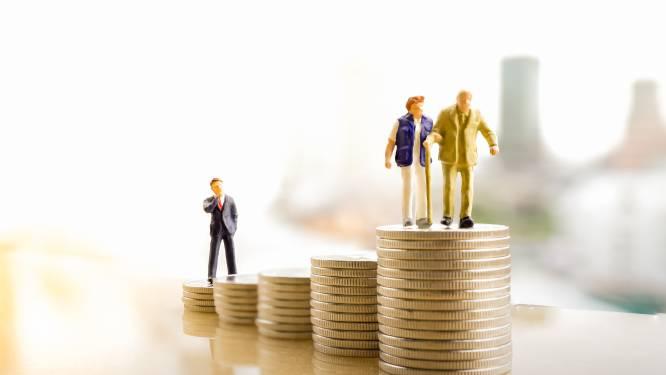 Bij kwart werknemers gaat 3% van het loon in pensioenplan