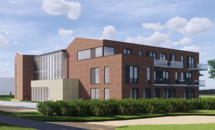 De nieuwbouw die komt bij de Oostelijke Randweg in Doetinchem.