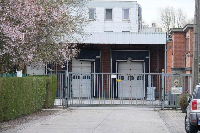 Het slachthuis in Heist-op-den-Berg. Beeld Aerts Marc
