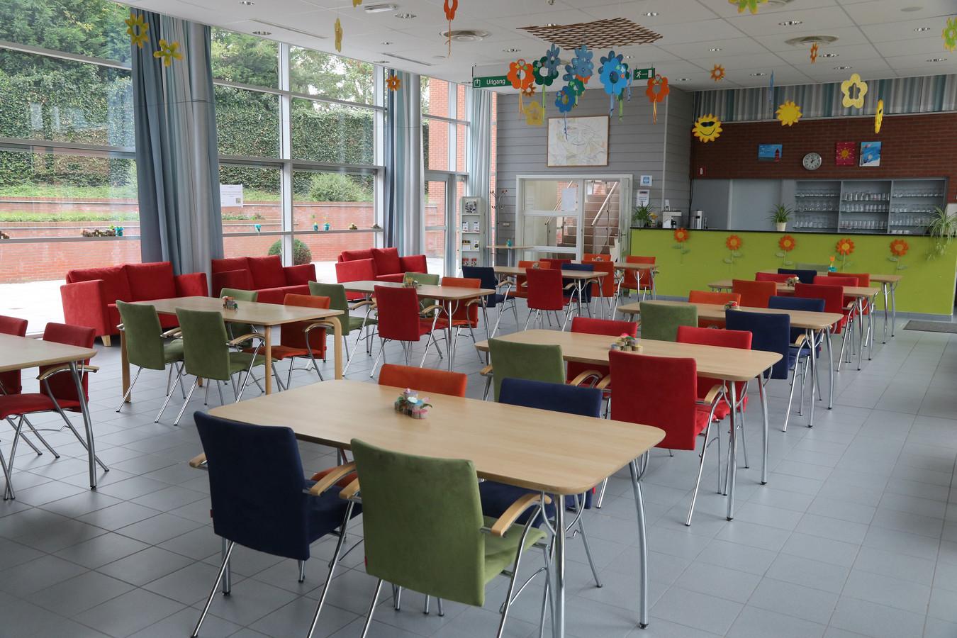 Er zijn voorlopig nog geen concrete plannen voor de opening van een sociaal restaurant in Sint-Amandsberg.