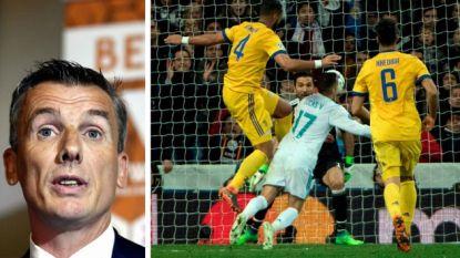 """""""Scheidsrechter had het bij het rechte eind om Real penalty toe te kennen - hoe spijtig dat voor Juventus ook was"""""""