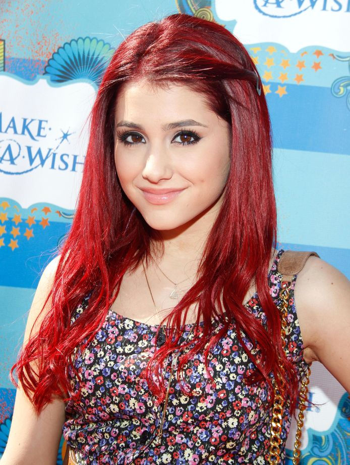 Ariana in 2010.
