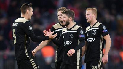 Ajax stunt in Allianz Arena, Bayern ontsnapt in slotminuten na prachtige pegel
