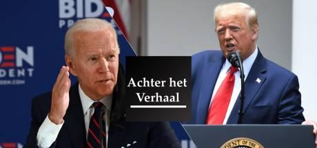 PODCAST: Alles wat je moet weten over Trump vs. Biden
