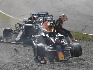 Gridstraf voor Verstappen in Rusland, na botsing met Hamilton in Italië