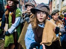 Zo zag de eerste dag van het Dickens Festijn in Deventer eruit
