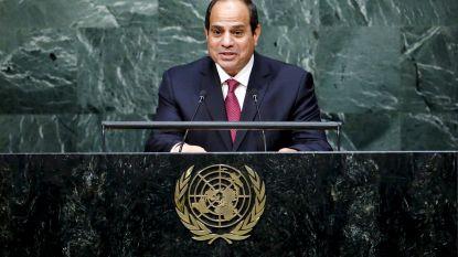 """Egypte wil meer wapens voor strijd tegen IS: """"Niet alleen bedreiging voor ons, ook bedreiging voor Europa"""""""