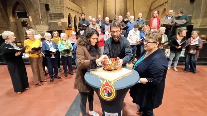 Zanglust en ProMusica² dragen Koorvlam van World Choir Games mee door Vlaanderen