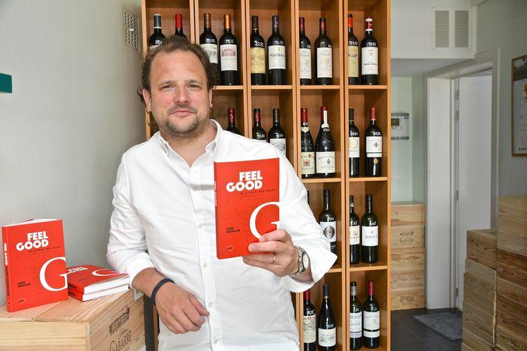 Arne Hermans heeft het boek 'Feel Good' geschreven.