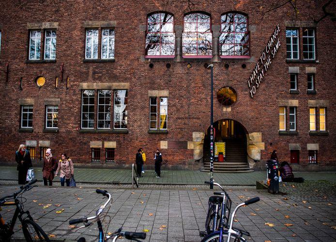 De Willem de Kooning Academie in Rotterdam.