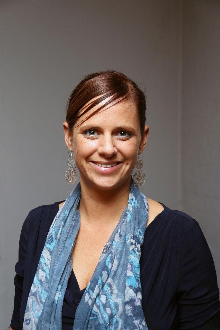 Marianne Verhaert.