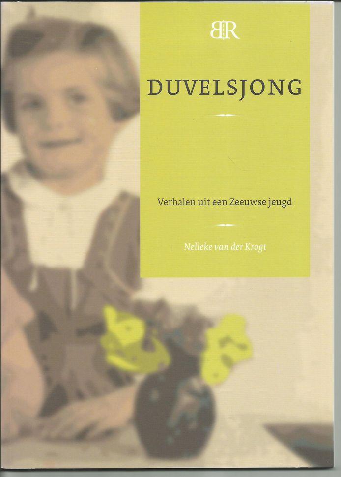 cover Duvelsjong van Nelleke van der Krogt