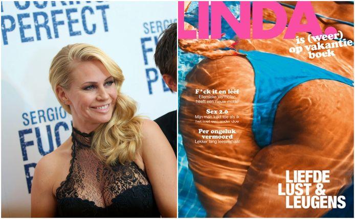 ANP Kippa / cover LINDA.vakantieboek