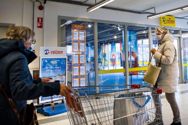 D-reizen, een van de grootste reisorganisaties van Nederland, is failliet verklaard.  Beeld ANP / Hollandse Hoogte / Arie Kievit