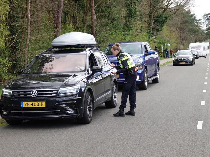 Bij een eerder passantenonderzoek in Rheeze werd automobilisten gevraagd opvallende zaken bij de politie te melden