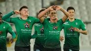 Cercle boekt tegen STVV tweede zege van het seizoen, maar blijft de rode lantaarn