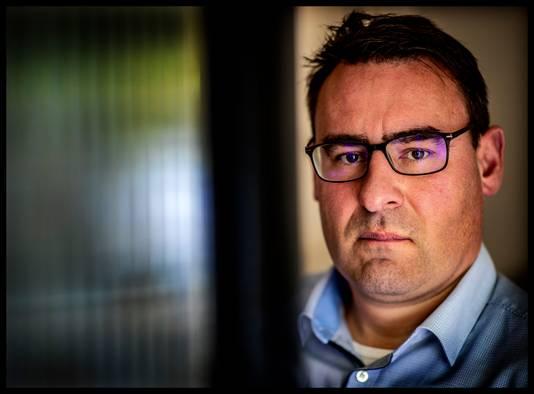Portret van Richard de Mos Foto ; Pim Ras