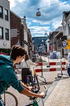 Het vergroenen van de Willem II-straat valt 'geweldig' in de smaak, de timing minder