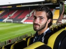 Gino Bosz ontbreekt met schorsing tegen Almere City