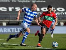 KNVB schuift met play-offs: slotduels De Graafschap en NEC op woensdag 14 mei