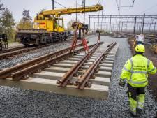 ProRail: 'Nieuwe woningen? Dat kan alleen met meer stations en meer spoor'