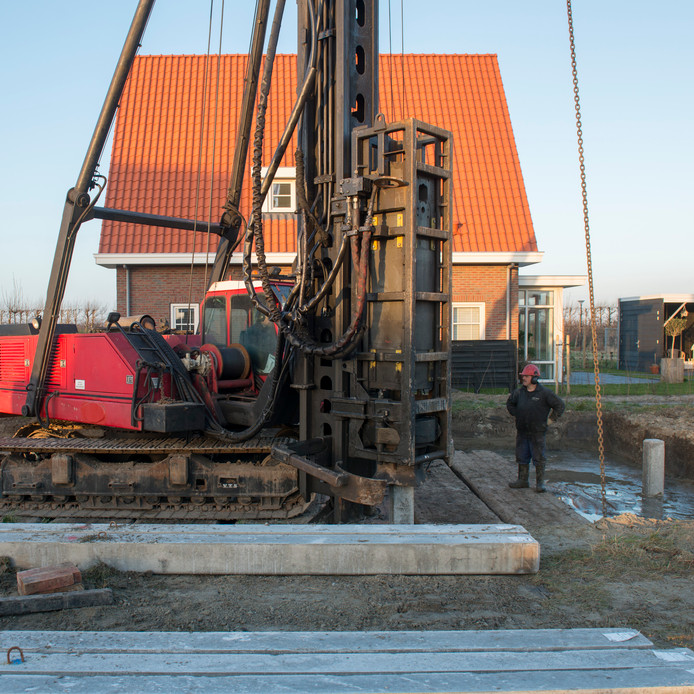 Uitbreiding van de Zierikzeese wijk Noorderpolder.