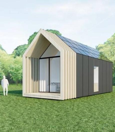 Spotgoedkoop wonen in houten hut: Vlaardingen onderzoekt tiny houses
