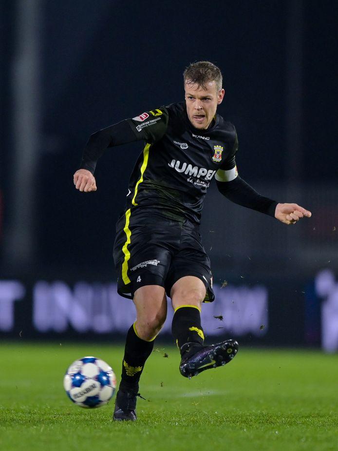 Voor Jeroen Veldmate en GA Eagles zat er zaterdag niets in het vat in Almere. In de polder gingen de Deventenaren terecht met ruime cijfers onderuit: 3-0.