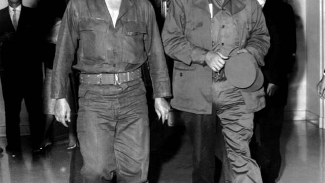 Pittige details uit JFK-documenten: 100.000 dollar voor hoofd van Fidel