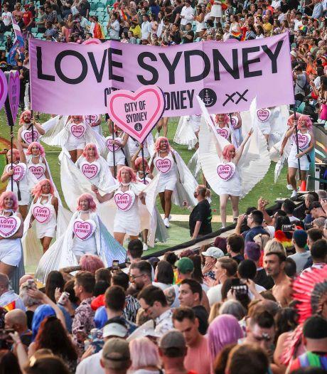 Sydney célèbre sa Gay Pride en dépit de la pandémie
