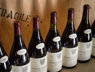 Veiling van exquise Bourgogne-wijnen brengt 6 miljoen euro op